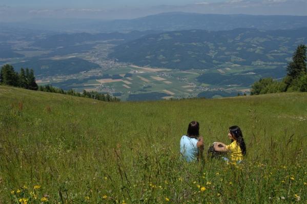 Petzen (ca. 14 km)