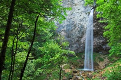 Wildensteiner Wasserfall (ca. 25 km)